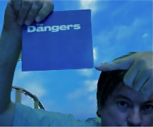 reverse danger chris.Blue